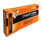 10 x AAA Duracell Industrial MN2400 Alkaline 1.5V Batteries