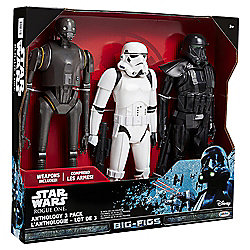 Star Wars Rogue One 20 Inch Figure Three Pack