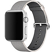 Apple MMA72ZM/A Band Grey Nylon 42mm Pearl Woven