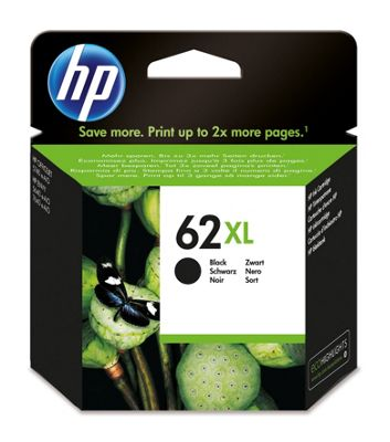 HP Printer ink cartridge for ENVY 5640 e-AiO 7640 Officejet 5740 e-AiO - Black