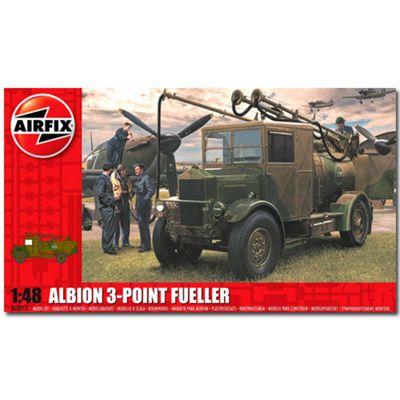 AIRFIX Albion AM463 3-Point Refueller RAF 1:48 Military Model Kit A03312