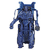 Transformers: The Last Knight 1-Step Turbo Changer Figure - Barricade