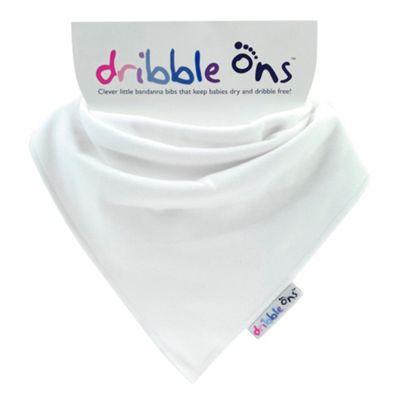 Dribble Ons - White