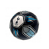 Tottenham Hotspur Hex Official Supporter Football Soccer Ball Navy Blue - Mini