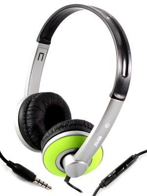Green Stereo Headphone