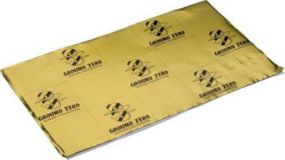 Ground Zero Multi-Layer Damping Mat (40 sheets)