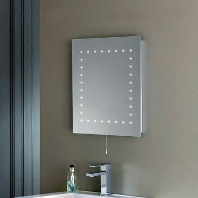 IP44 Illuminated LED Bathroom Mirror Light