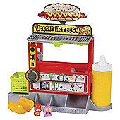 Grossery Gang Fast Food Playset