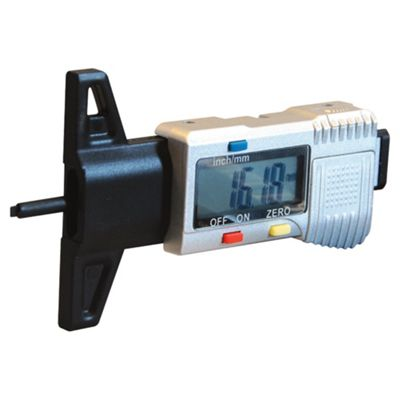 Toolstream Digital Tyre Depth Gauge