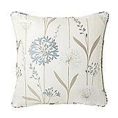 Julian Charles Santorini Cornflower Luxury Jacquard Cushion Cover -45x45cm