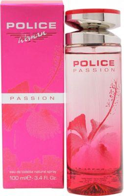 Police Passion Woman Eau de Toilette (EDT) 100ml Spray For Women