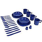 Regatta 4 Person Picnic Set - Oxford Blue
