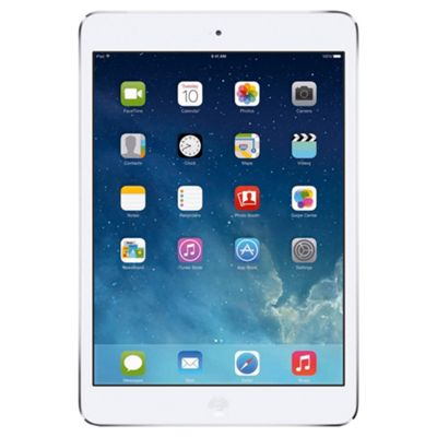 Apple IPAD MINI WI FI 64GB.  WHITE & SILVER.