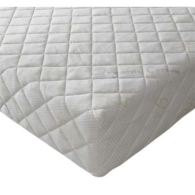 Rebound Organic Latex 500 Mattress - Super King Size 180cm / 6ft - Free 48hr Delivery*