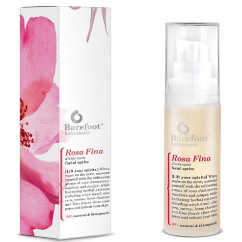 Barefoot Rosa Fina Divine Aura Facial Spritz 30ml