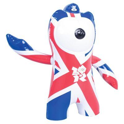 London 2012 Olympics Team GB Inflatable Mascot Wenlock