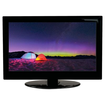 Tesco 22-229 22 inch HD Ready 720p LCD TV/DVD Combi with Freeview