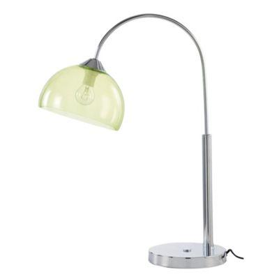 Tesco Lighting Lime Bobble Table Lamp