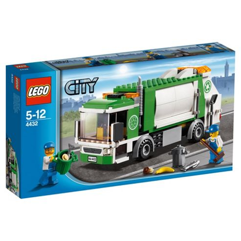 LEGO 432 City Garbage Truck