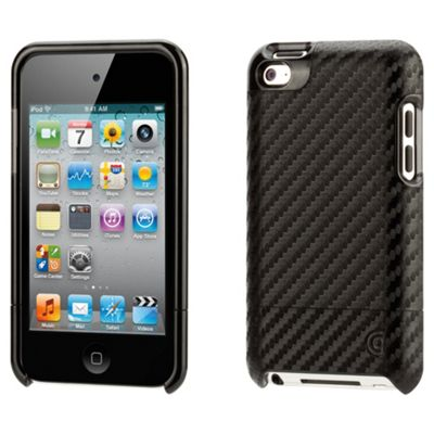 Griffin RE01943 Graphite hard case for iPod touch (4th generation), Black