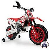Injusa MotoX Scramber & Play Helmet 6 Volt
