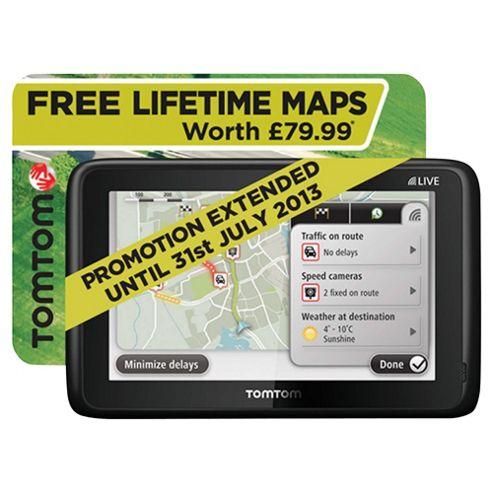 TomTom GO Live 1005 EU Sat Nav