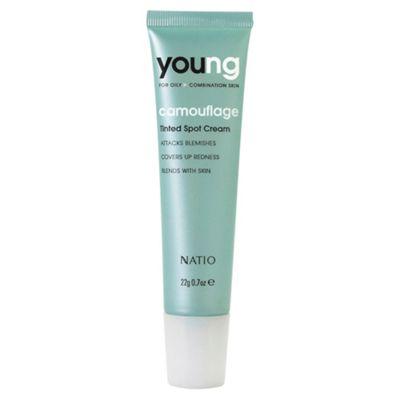 Natio Young Tinted Spot Cream