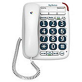 BT 200 Big Button Corded Home Phone