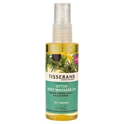Tisserand Detox Body Massage Oil