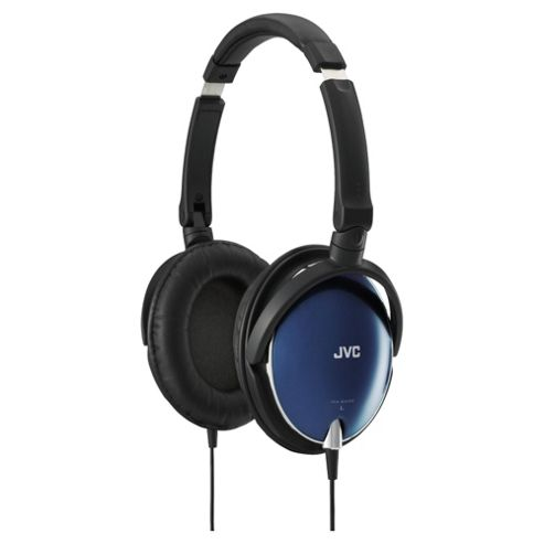 JVC HA-S600 Overhead headphones, Blue