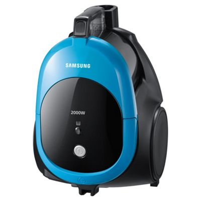 Samsung SC4471 Vivid Bagless Cylinder Vacuum Cleaner