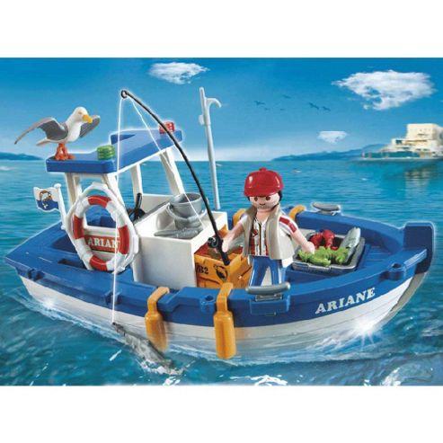 Playmobil 5131 Fishing Boat