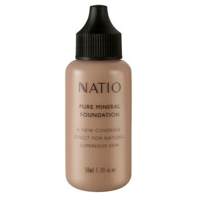 Natio Pure Mineral Foundation - Soft Tan