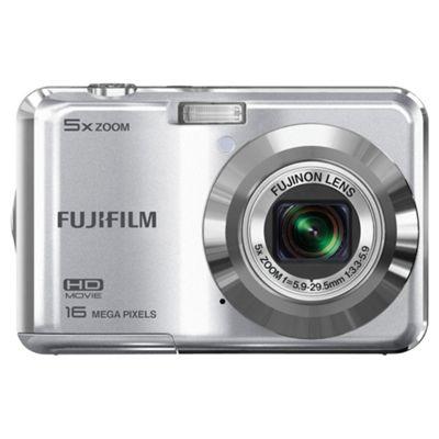 Fujifilm FinePix AX550 Digital Camera 2.7 LCD, Silver