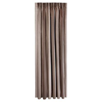 Tesco Hampton Stripe Pencil Pleat Unlined Curtains W168xL183cm (66x72