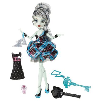 Monster High Sweet 1600 Doll - Frankie Stein