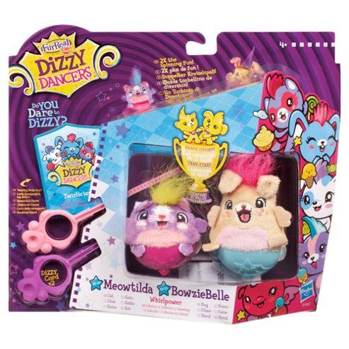 FurReal Dizzy Dancers Dog & Cat Pack