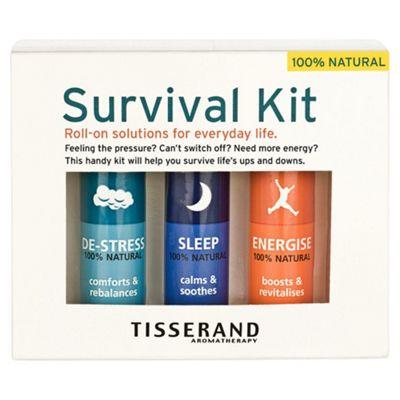 Tisserand Survival Kit