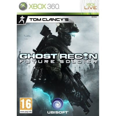 Ghost Recon - Future Soldier (Xbox 360)