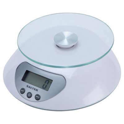 Salter 1039 Pod Electronic Kitchen Scales