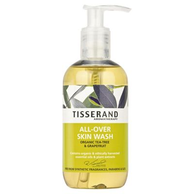 Tisserand Tea-Tree & Grapefruit Skin Wash