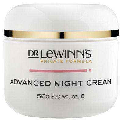 Dr Lewinns Private Formula Advanced Night Cream 56G