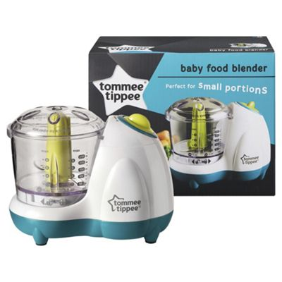 Baby Food Blender Tesco