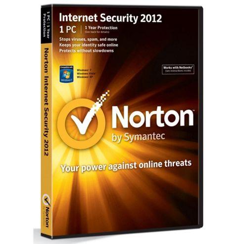 Norton Internet Security 1 User 2012