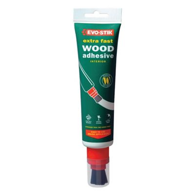 Evo Stik Brushable Wood Adhesive Interior 150ml