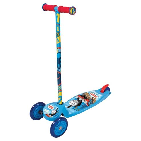 Thomas & Friends Tilt and Turn Scooter