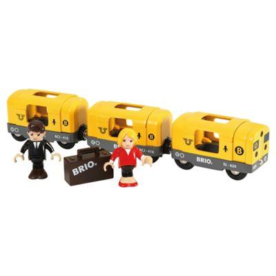 Marbel Toys Metro Train