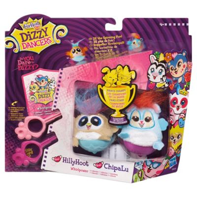 FurReal Dizzy Dancers Owl & Chipmunk Pack