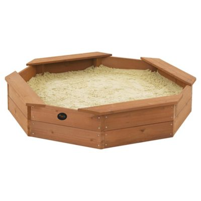 Plum Treasure Beach Wooden Sand Pit