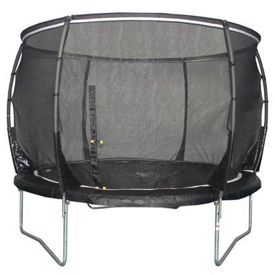 Plum 8ft Magnitude Trampoline and 3G Enclosure